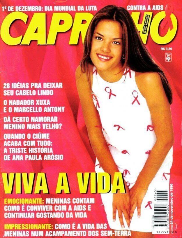 Alessandra Ambrosio Inicio Revista Capricho